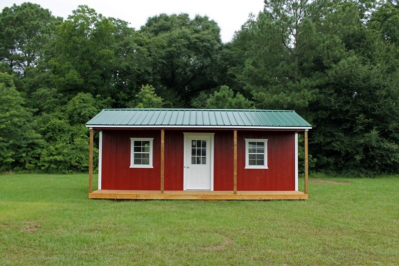 12x32 Utility Shed