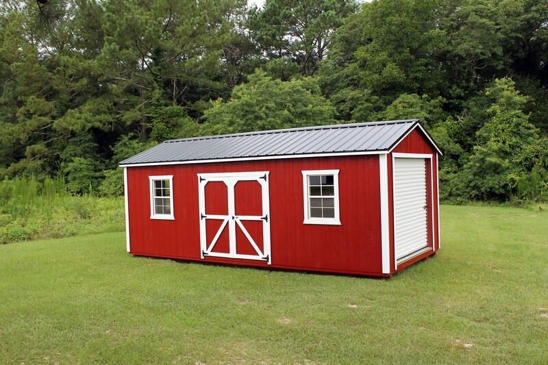 12x16 Utility Shed