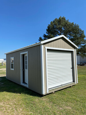 10' x 20' Utility Shed
