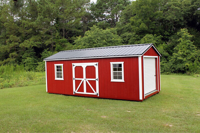 12' x 24' Utility Shed