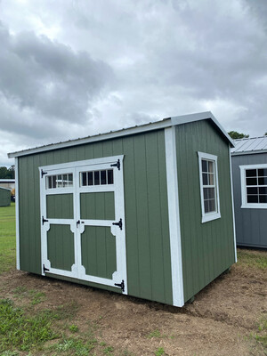 8' x 12' Utility Shed