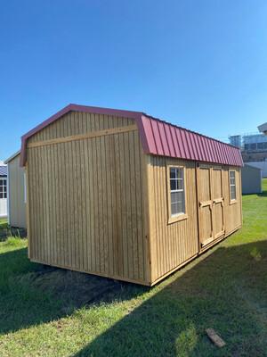 10' x 20' Lofted Barn