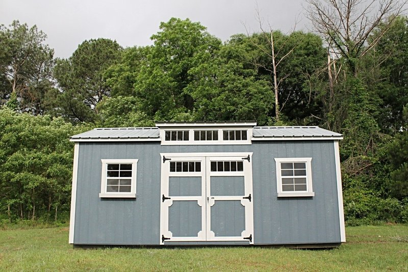 10x16 Utility Shed