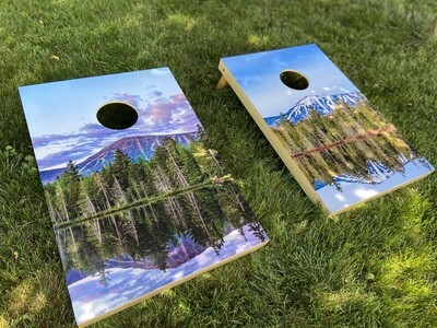 Corn Hole Set (3FT X 2FT)