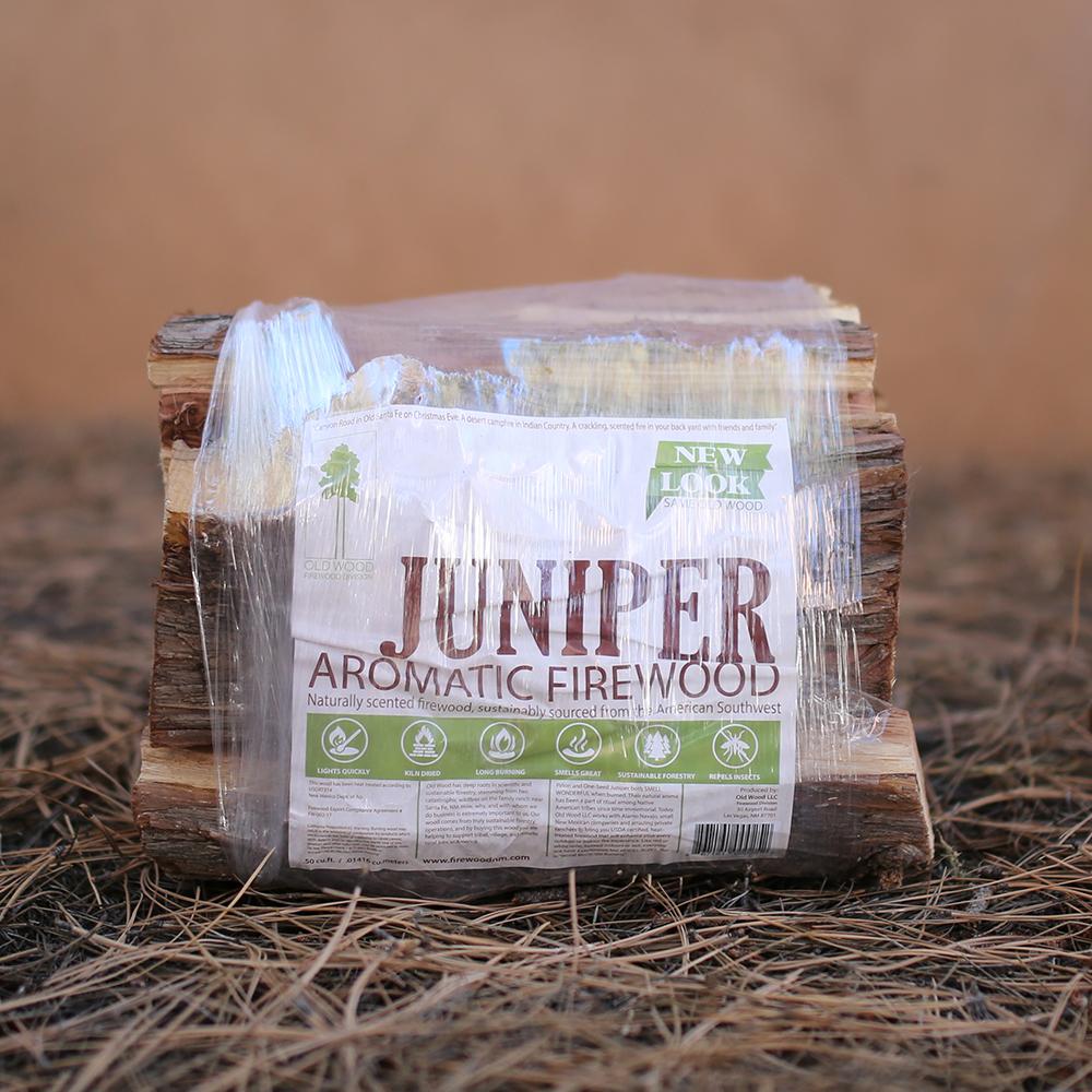 Juniper Aromatic Firewood 0.5 cu.ft.