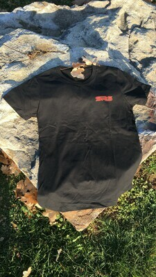 Youth - Next Level T-Shirt, SRS and Stampede Logo