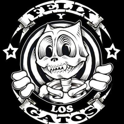Mens Felix y Los Gatos T-Shirt