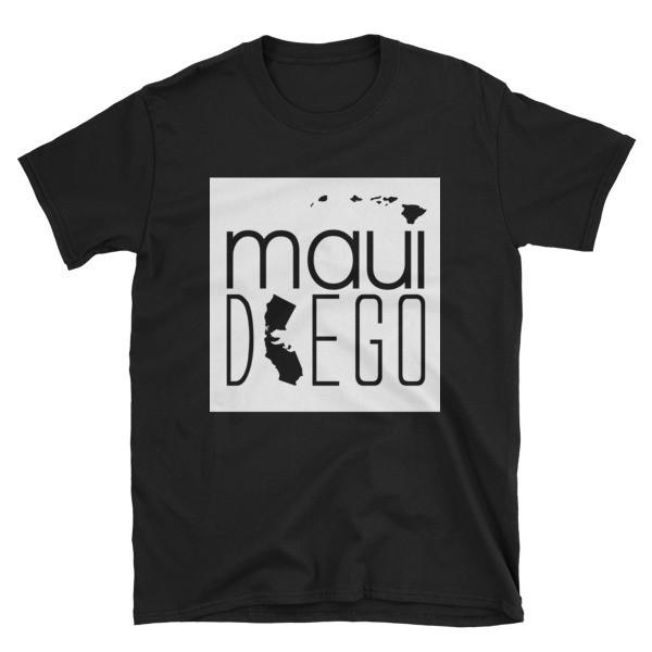 Maui Diego OG Block Tee