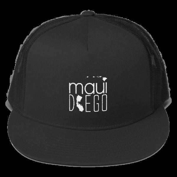 Maui Diego OG Embroidered Snapback