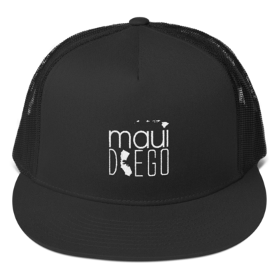 Maui Diego OG Embroidered Snapback