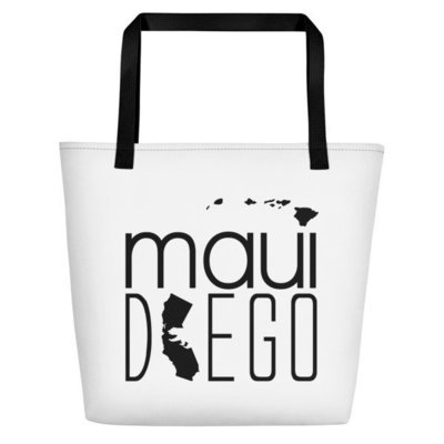 Maui Diego OG Beach Hand Bag