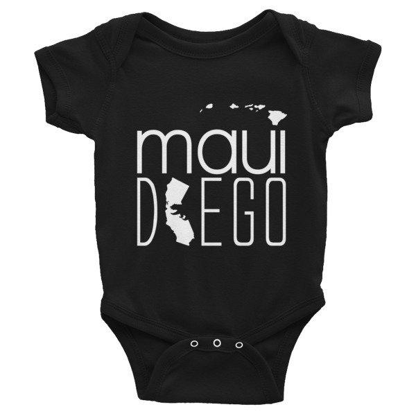 Maui Diego OG Infant Bodysuit