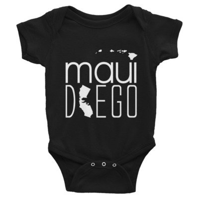 Maui Diego OG Infant Bodysuit