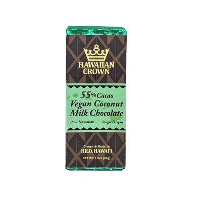 Chocolate Bar, Dairy-Free (with Coconut Milk)