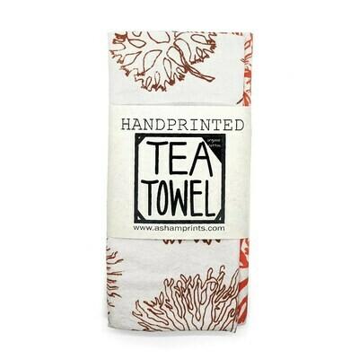 Tea Towel, Cotton Limu (A. Sham)