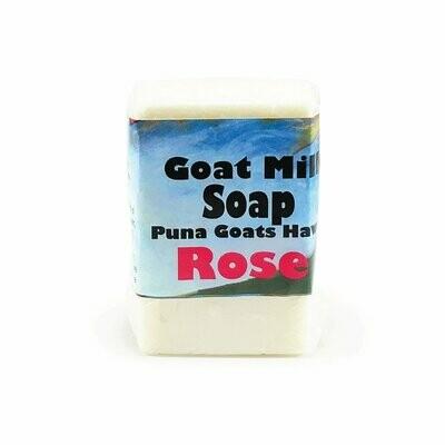 Goat's Milk Soap, Rose