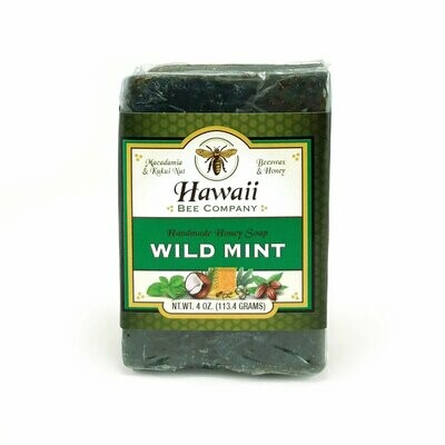 Honey Soap, Wild Mint
