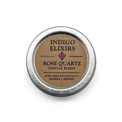 Crystal Elixir - Rose Quartz