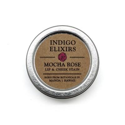Lip & Cheek Stain - Mocha Rose