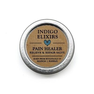 Pain Salve, Indigo Elixirs