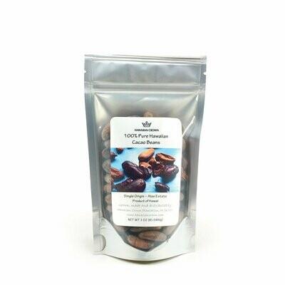 Cacao Beans 3 oz.