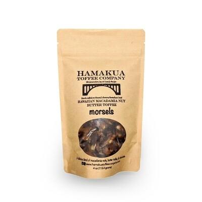 Macadamia Nut, Chocolate Toffee Morsels