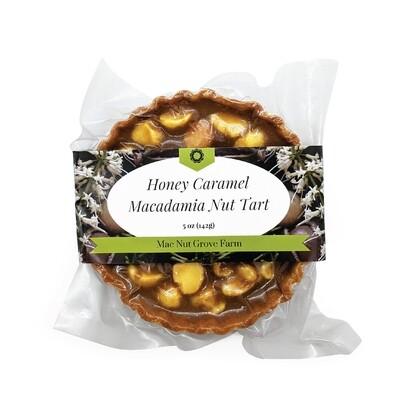 Tart, Honey Caramel Macadamia Nut (4.5