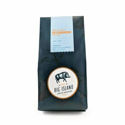 Big Island Coffee Rosters' Ka'u Darkwood Coffee, 7 oz (Dark) | Big Island