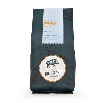 Big Island Coffee Roasters Maui Mana Coffee, 7 oz (Dark) | Maui