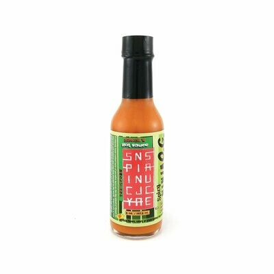Spicy Ninja Hot Sauce, OG