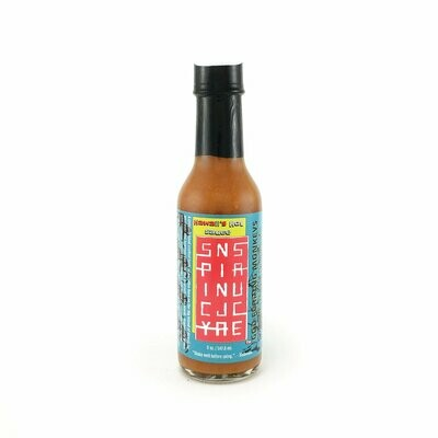 Spicy Ninja Hot Sauce, Bengali Spice