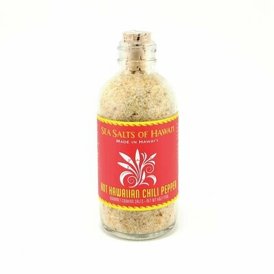 Sea Salt, Hawaiian Chili Pepper