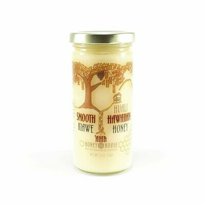 Smooth Kiawe Honey (11 oz) | Kohala