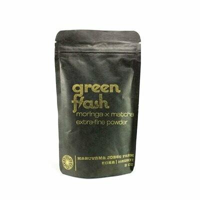 """Green Flash"" Moringa x Matcha Powder"