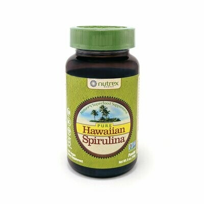Hawaiian Spirulina Powder (5 oz)
