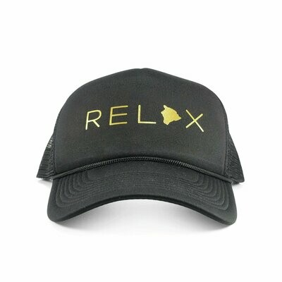 "Hat, Trucker ""Relax"""