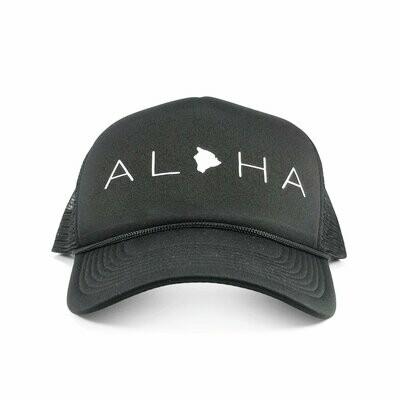"Hat, Trucker ""Aloha"""