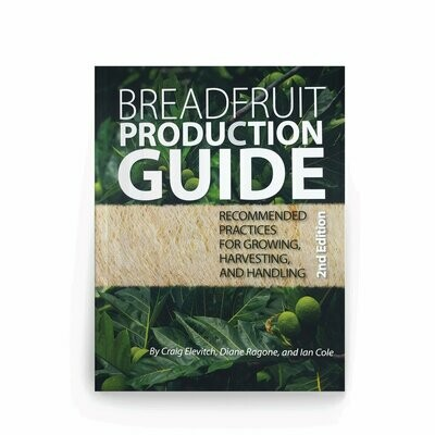 Book, Breadfruit Production Guide