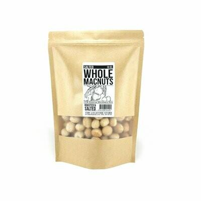 Macadamia Nuts, Salted (16 oz.)