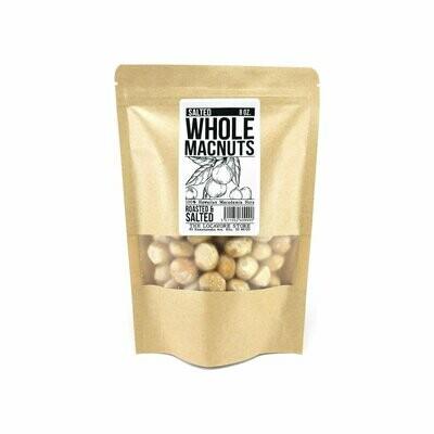 Macadamia Nuts, Salted (8 oz.)