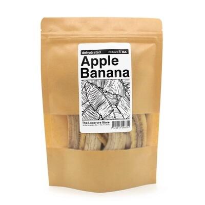 Dried Fruit, Apple Banana (4 Oz.)