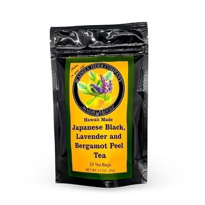 Waimea Herb Company, Lavender & Bergamot Peel Black Tea (24 Bags)