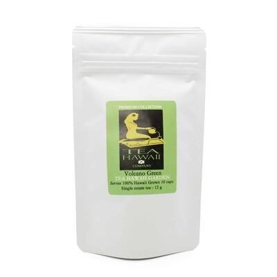 Hawaii Tea Company, Volcano Whole Leaf Green Tea (12 g.)