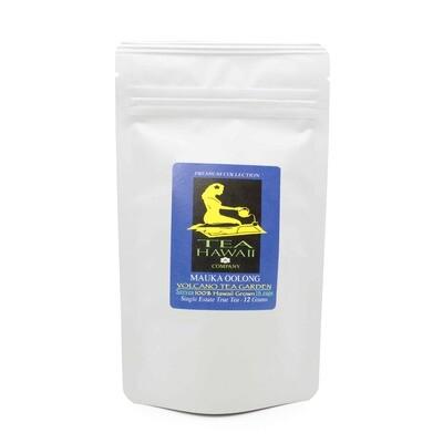 Hawaii Tea Company, Mauka Whole Leaf Oolong Tea (12 g.)
