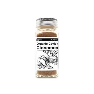 Spice, Cinnamon (ground)