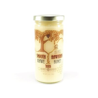 Aha Honey House, Kiawe Smooth Honey (11 Oz.)