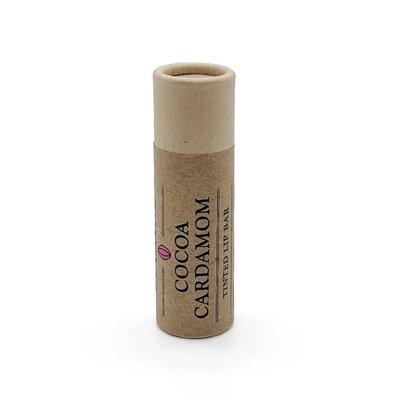 Lip Balm, Indigo Elixirs - Cocoa Cardamom (0.3 Oz.)