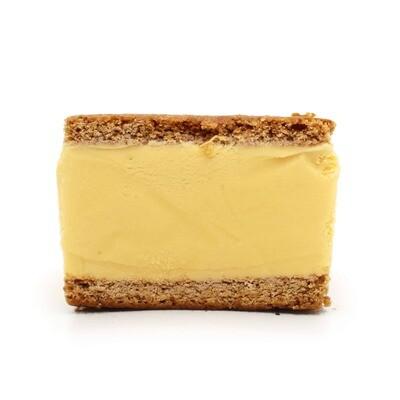 Gelato Ono, Lilikoi Cheesecake Dairy-Free Ice Cream Sandwich