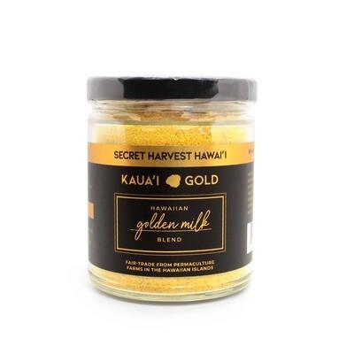 Kauai Gold, Golden Milk Powder (9 Oz.)