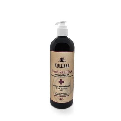 Kuleana Rumworks, Hand Sanitizer Pump (16 Oz.)